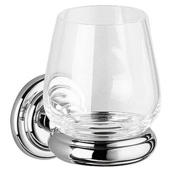 Keuco Glashouder met kristallen glas serie Astor - Keuco