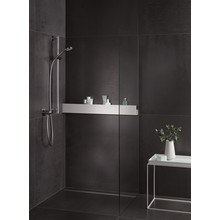 Keuco Shower shelf 810mm - 1000mm specially made to measure - Keuco