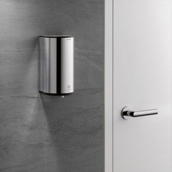 Keuco Schuimdispenser Desinfect / hygienic mousse / soap- op batterijen - chroom - Keuco