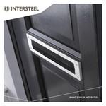 Briefkasten- und Zugluftschutz von Intersteel