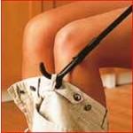 Aankleedhulp bij aan- en uitkelden - ADL hulpmiddel