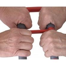 Stander Handlicher Griff - Standhilfe - Rot