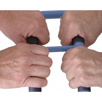 Stander Handlicher Griff - Standhilfe - Blau