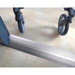Threshold profile - threshold substitute indoors
