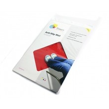 Able2 Antislip vloermat  60x45cm - Rood - Tenura