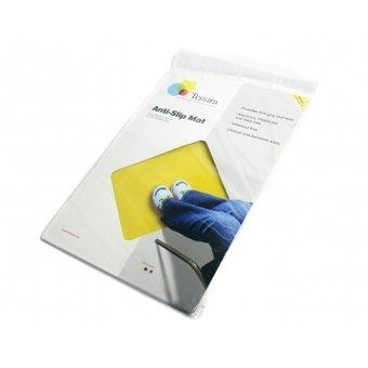 Tenura Non-slip floor mat 60 x 45 cm - Yellow - Tenura