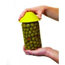 Able2 Non-slip pot opener - Yellow - Tenura