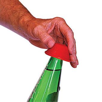 Tenura Non-slip bottle opener - Red - Tenura