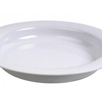 ORNAMIN Ornamin Plate small - Ø 20 cm - White