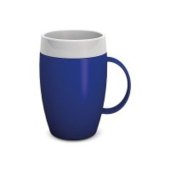 ORNAMIN Ornamin  Conische Beker  - Blauw