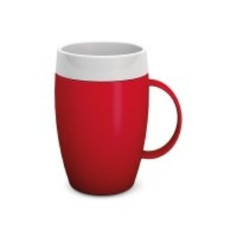 Able2 Ornamin  Conische Beker - Rood