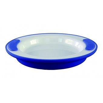 ORNAMIN Ornamin Kochplatte - Weiß / Blau