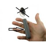 Able2 Besteckgriff - Besteckgriffe für Kinder - Grau -Tenura
