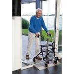 Schwellenhilfe für Innen- und Außenmodule von SecuCare