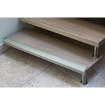 Anti slip for stair step of SecuCare