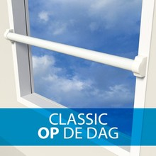 SecuGuard (SecuBar) Classic op de dag 990mm doorvalbeveiliging