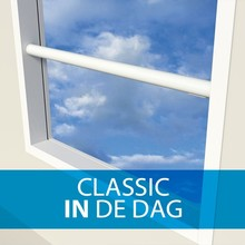 SecuGuard (SecuBar) Classic in de dag 990mm doorvalbeveiliging van SecuGuard