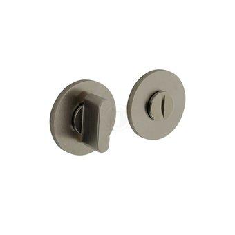 Olivari Olivari wc-sluiting / badkamersluiting rond - nikkel mat titaan PVD - by Intersteel