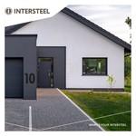 Hausnummer XL 30cm von Intersteel