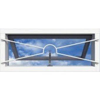 SecuBar Combi 4 barrier bar 28-95cm extendable from SecuBar