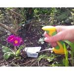 Gartengeräte mit Spezialgriff - langer Griff