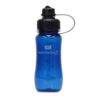 Brix WaterTracker - Trinkflasche 0,5 Liter - Blau von Brix