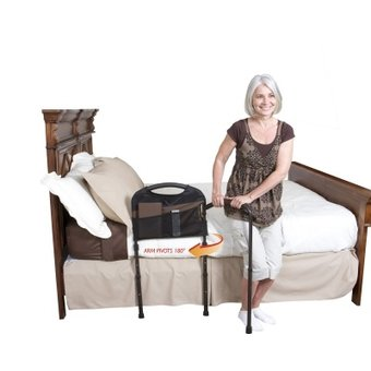 Stander Bed support Mobility with swiveling handle - Stander