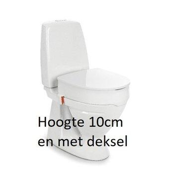 Etac R82 B.V. My-Loo toilet seat 10cm with lid - Etac