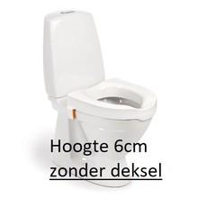 Etac R82 B.V. My-Loo Toiletverhoger 6cm zonder deksel - Etac