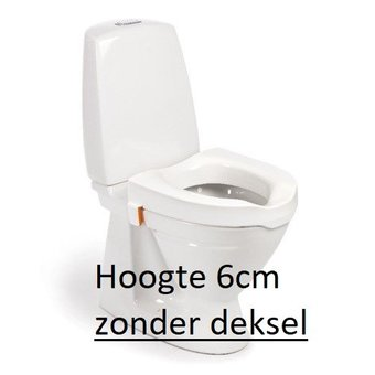 Etac R82 B.V. My-Loo Toilettensitz 6cm ohne Deckel - Etac