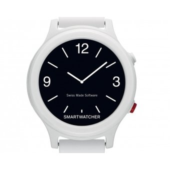 SmartWatcher Emergency call Watch Essence Standard White - Smartwatcher