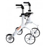 Trustcare Let's Fly walker - white + shopping bag - TrustCare