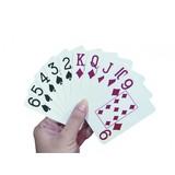 Able2 Spielkarten großes Logo - extra großer Druck