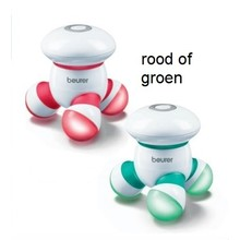 Beurer MG16 mini massage groen  of rood van Beurer