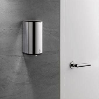 Keuco Desinfectie-dispenser - op stroom - in chroom - voor vloeibare desinfectiemiddel - Keuco