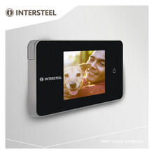 Intersteel Digitales Video-Türsprech Basic / Basic-Digital-Tür-Spion