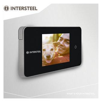 Intersteel Digitale Deurcamera Basic / Digitale Deurspion Basic van Intersteel