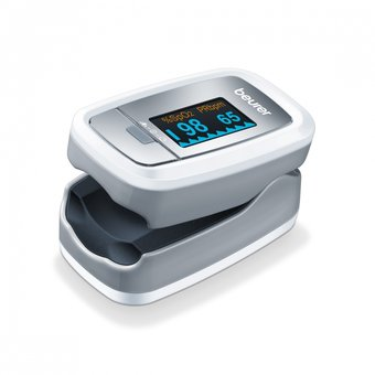 Beurer Pulsoximeter PO 30 - Sättigungsmesser - Herzfrequenzmesser von Beurer