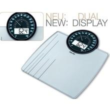 Beurer GS 58 Badezimmerwaage analog und digital - Beurer