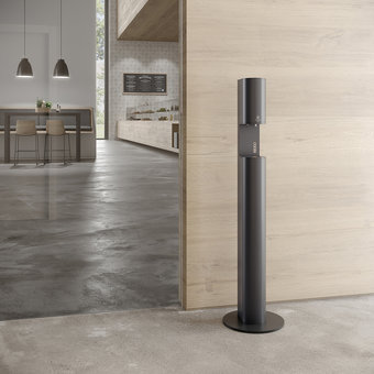 Keuco Disinfection column - battery-powered - Keuco - for Hagleitner's liquid disinfectant - Copy
