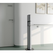 Keuco Disinfection column - on electricity - for liquid disinfectant - Keuco