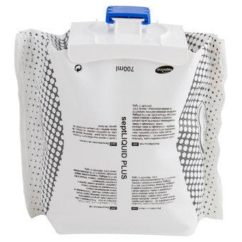 Hagleitner Disinfectant - Sept LIQUID PLUS 2x 700ml - effective against coronavirus