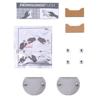 Keuco Glue set no. 1 custom shower shelf / shower basket from Keuco