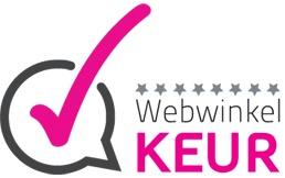 Webwinkelkeurmerk voor Vitasel!