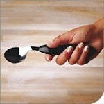 Cutlery Light / Light cutlery - Etac etched spoon