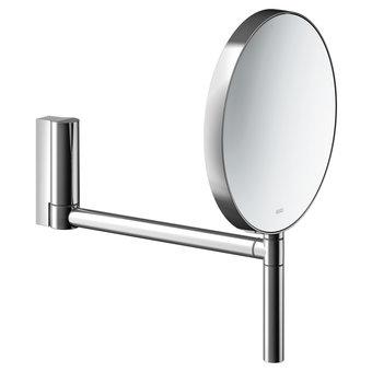 Keuco Cosmetic mirror Plan three-dimensional adjustable arm - chrome-plated - Keuco