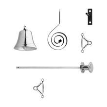 Intersteel Pull bell chrome Intersteel