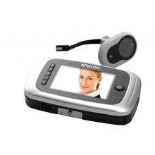 Intersteel Digitale Deurcamera Deurspion 2.0 met bel- foto- en filmfunctie.