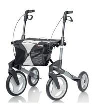 Topro Olympos Standaard M Rollator van Topro met gratis rugsteun!