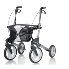 Topro Olympos Standard M Rollator from Topro with free back support!